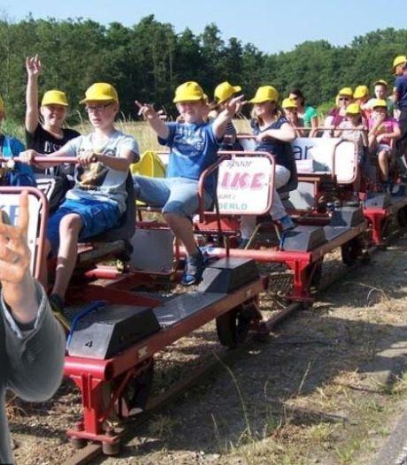 Lekker op de spoorfiets over het Duits Lijntje: dat wordt afzien