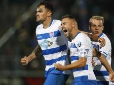 Zo pakt PEC Zwolle de eerste overwinning van het seizoen: eindelijk zit het mee