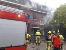 Veel rookontwikkeling bij brand in woning Nijmegen-Oost