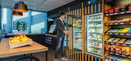 Eerste onbemande Albert Heijn'tje geopend in bedrijfskantine van kantoor