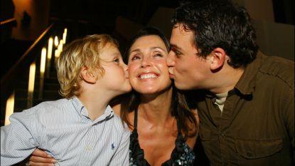 """Wendy Van Wanten verzoent zich met zoon Dylan: """"Eindelijk weer omringd door mijn dríe warme kinderen"""""""