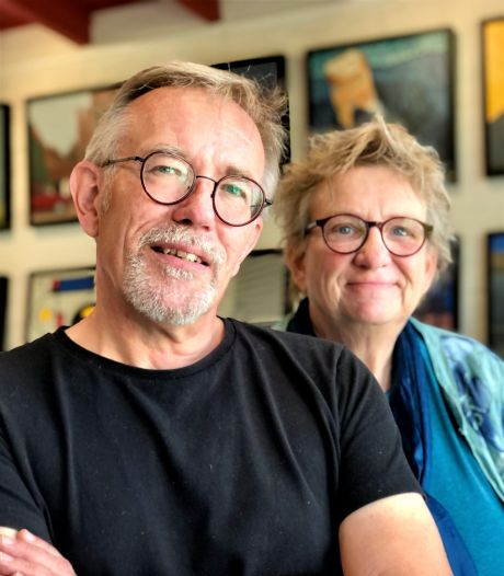 Op atelierbezoek in De Heen: twee creatieve geesten onder één dak