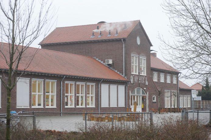 Basisschool Op Weg in Vorstenbosch is volgens de gemeente Bernheze als eerste aan de beurt voor renovatie of nieuwbouw.
