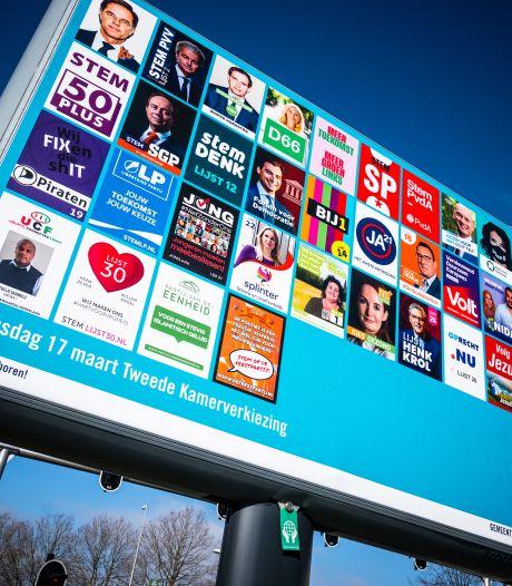 Thierry Baudet hint op deelname FVD aan verkiezingen gemeenteraad Tilburg