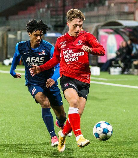 Samenvatting | Helmond Sport - Jong AZ