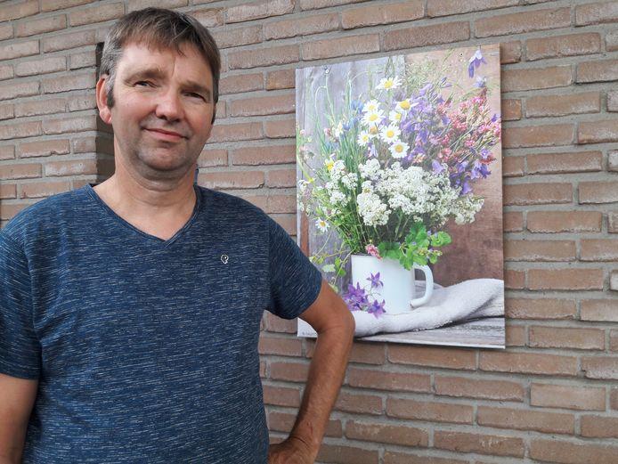 Teun Wolbink is voorzitter van Plaatselijk Belang van de Hardenbergse buurtschappen Rheezerveen en Heemserveen.