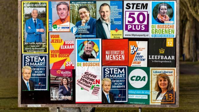 Nuland vroeg met politiek café over verkiezingen in 2022