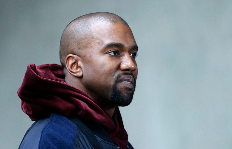 Kanye West Beeld EPA
