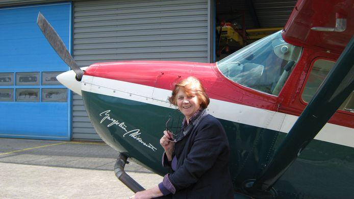 Jacqueline Midavaine maakte foto's van de vliegtuigcrash in 1970.  Ze was in die tijd gespecialiseerd in luchtfotografie en ging zelf regelmatig met een Cessna de lucht in.