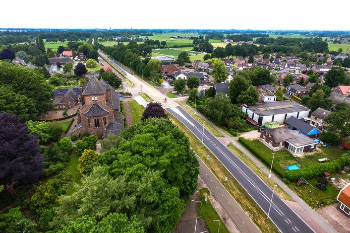 De N35, al jaren een bron van kopzorgen in Mariënheem, wordt binnen drie jaar aangepakt, belooft Rijkswaterstaat.
