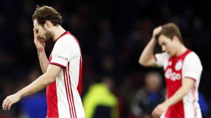 Football Talk. Na Europese uitschakeling verliest Ajax nu ook van AZ, dat naast hen in de stand komt