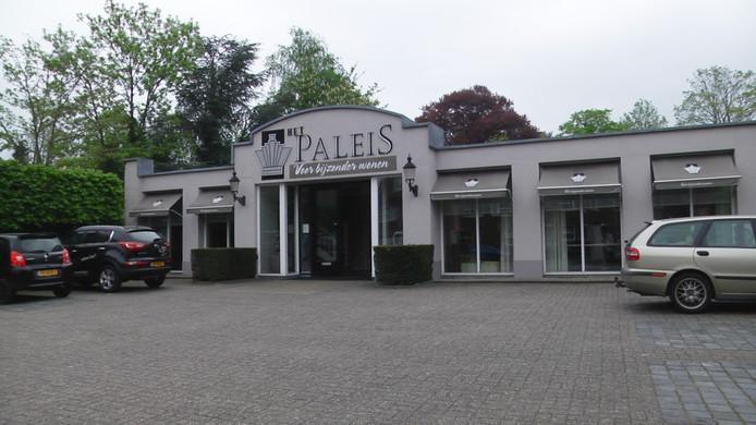 Het huidige pand van Het Paleis wordt herontwikkeld tot appartementencomplex.