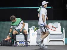 Haase verliest heerlijke partij van Murray, in een Ahoy waar de schoenen harder piepen dan ooit