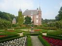 Slot Zuylen, woonplaats van schrijfster Belle van Zuilen.