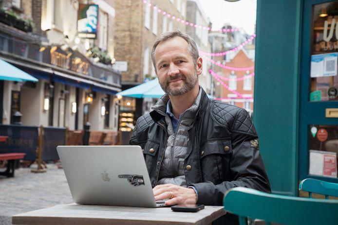 Jan-Pieter Lips van betaalbedrijf Adyen.