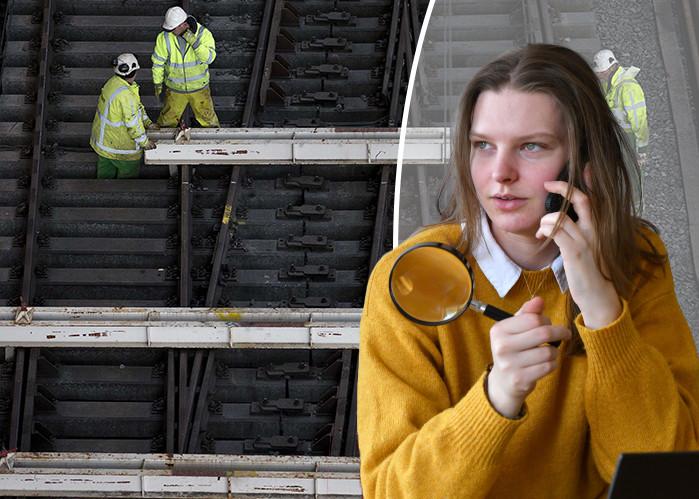 Is de Lelylijn wel echt zo belangrijk? Dataverslaggever Dominique Voss zoekt het uit.