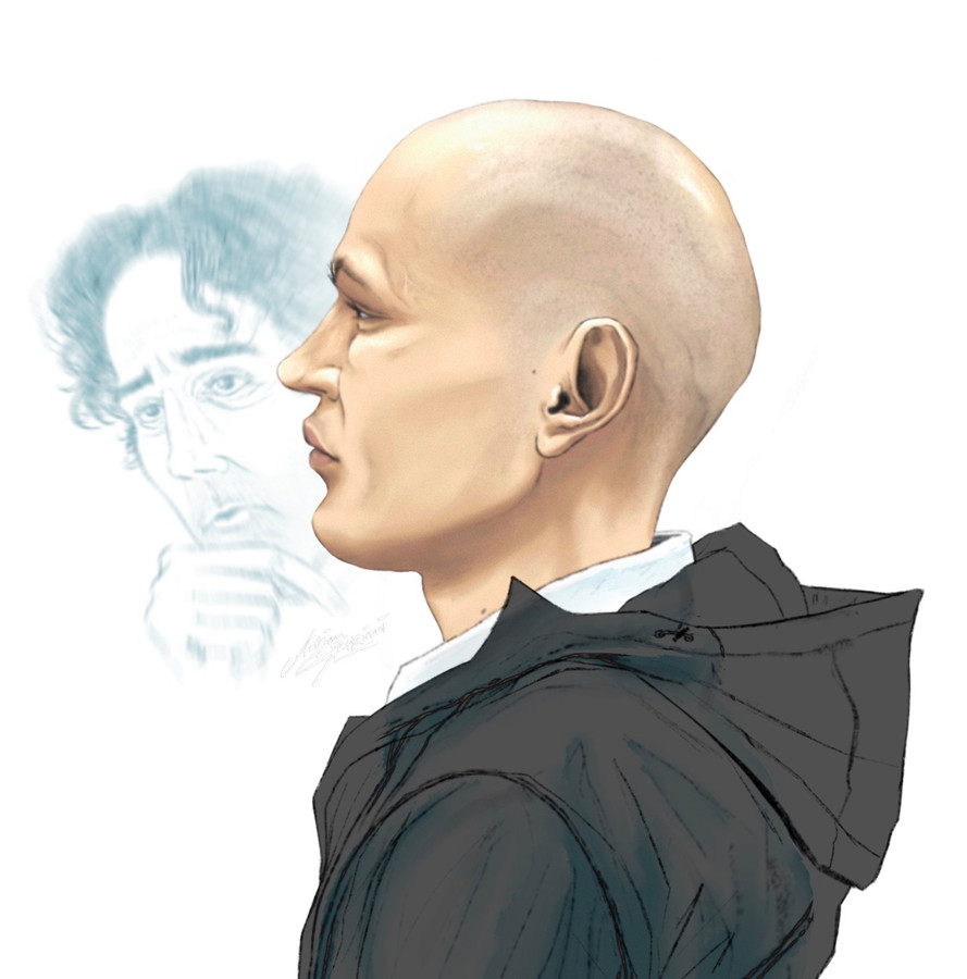 De man die vorig jaar Yassine Amiz doodstak op de Woenselse Markt deed dat uit angst, zei zijn advocaat Jules van Wijk.
