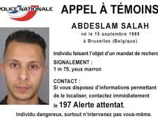 'Gezochte aanslagpleger Salah nog niet gepakt'