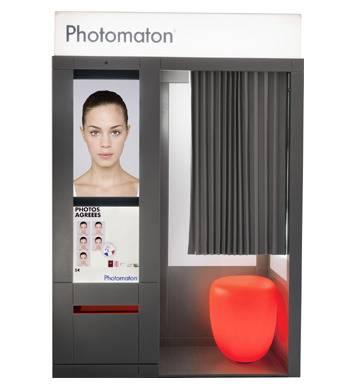 La cabine Photomaton+