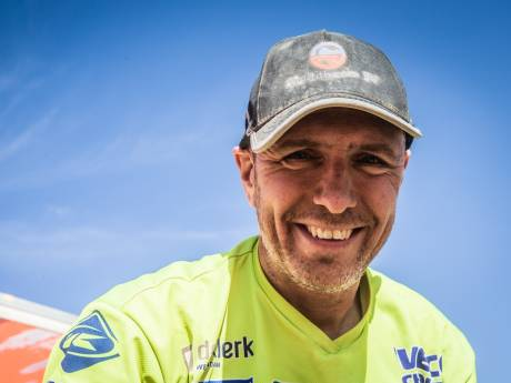 Voor Edwin telde maar één ding: de Dakar-rally finishen, maar hij kwam nooit aan bij de eindstreep