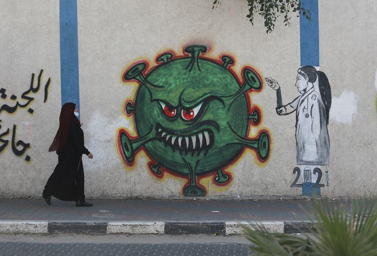 Gaza-stad, Gaza Beeld Anadolu Agency via Getty Images