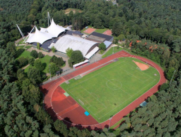 Illustratiebeeld: het sportcentrum Sport Vlaanderen in Herentals.