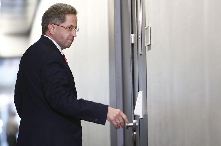 Hans-Georg Maaßen. Beeld Getty Images