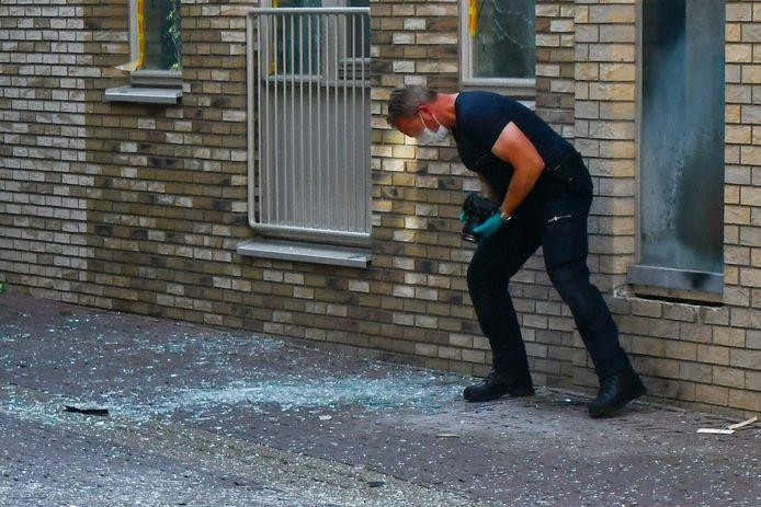 Het onderzoek naar de explosie in Enschede is in volle gang.