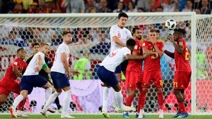 """Engelse pers fronst de wenkbrauwen: """"Dit is het WK, niet de jaarlijkse sportdag op school"""""""