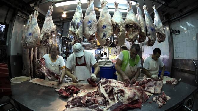 Argentinië voert 30 dagen geen rundvlees uit