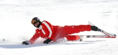 Michael Schumacher met schedeltrauma in coma