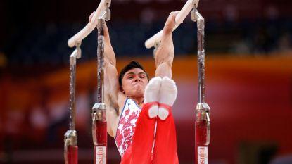 Rus Dalaloyan onttroont Xiao in spannende allroundfinale WK artistieke gymnastiek