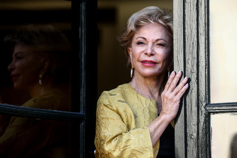 Isabel Allende: 'Ik heb nooit mijn vrijheid opgegeven. Hoe kun je onafhankelijk zijn als iemand anders de rekeningen betaalt?' Beeld EFE