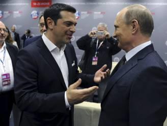 Russen en Grieken sluiten miljardenakkoord over gaspijpleiding