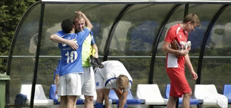 Rijsoord gunt goalgetter Mike van Gool een afscheidswedstrijd