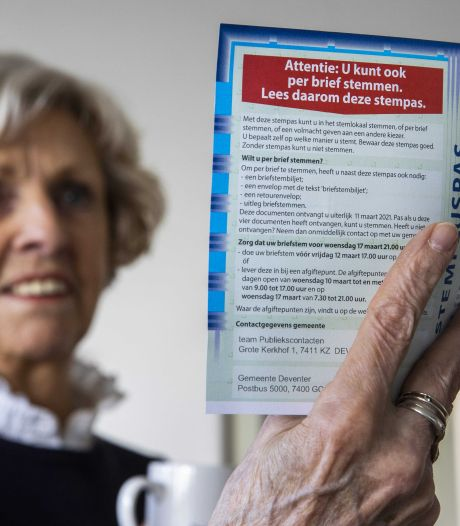 In 'oudste' gemeente Laren mag een op drie inwoners per brief stemmen
