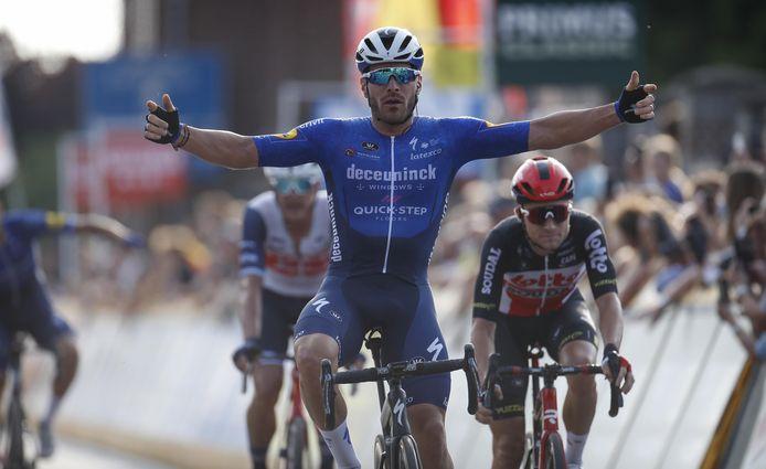 Nouvelle victoire pour Deceuninck-Quick Step.