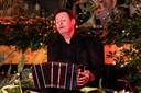 Bandonéonist Carel Kraayenhof treedt samen met het Matangi Quartet op in een online Play-it-forward-kerstconcert.