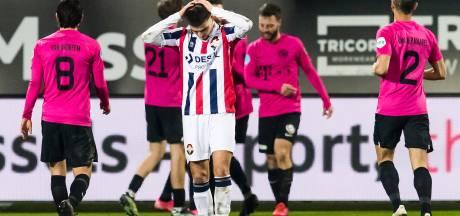 Drama nummer zoveel voor Willem II dit seizoen