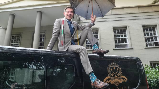 """Antwerpse kleermaker uit 'Jonge Wolven' streek volgens overheid onterecht coronapremie op: """"Niet van plan om die 8.800 euro terug te betalen"""""""