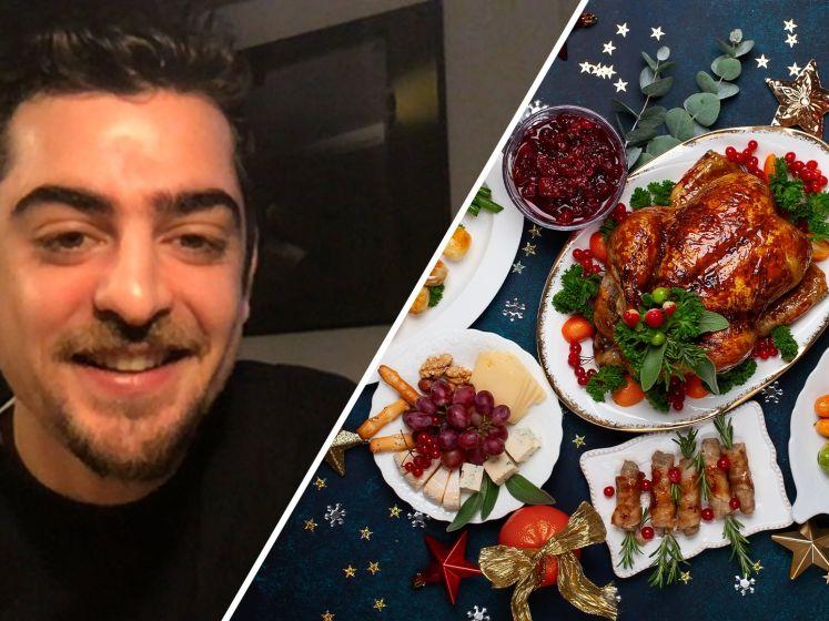 Jasper Gottlieb geeft 4 tips voor de perfecte kerstmaaltijd