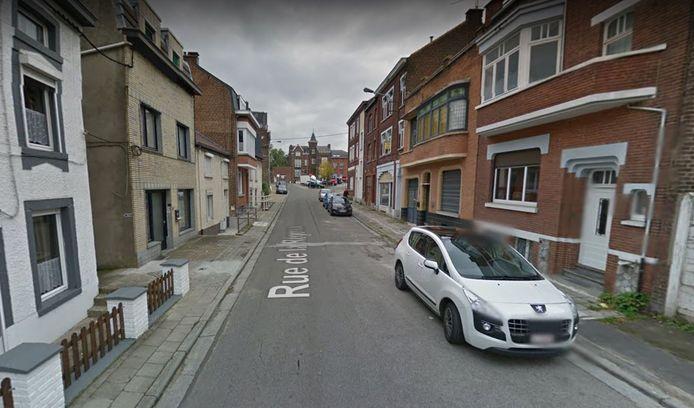 La rue de la Régence à Marcinelle (Charleroi) va devenir rue de l'École de Marcinelle
