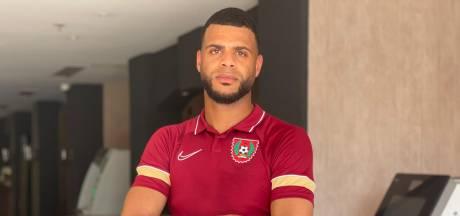 TEC-speler Basil Camara bij nationale ploeg Guinee-Bissau: 'Pas toen ik ticket had, wist ik het zeker'
