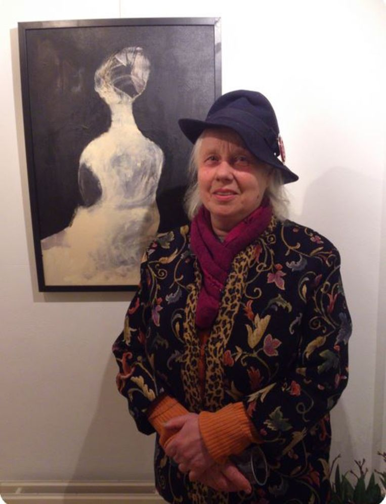 Claire Posthumus Beeld Jeannette Hartgerink