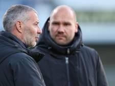 Zoutman kondigt rond duel met MVV (0-1) vertrek bij FC Dordt aan; scheldkanonnade directeur de druppel