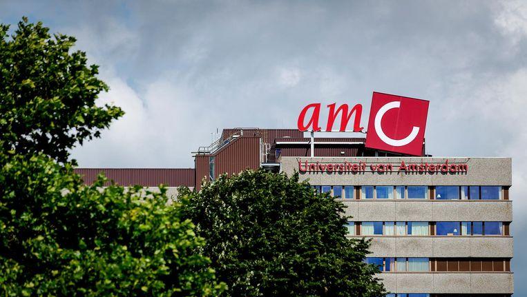 Woordvoerder AMC: 'Het is natuurlijk wel heel heftig en enorm vervelend voor de patiënten' Beeld anp
