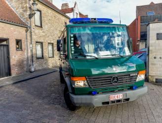 Bulgaarse trucker in cel voor mensensmokkel op parking van tankstation in Oostkamp