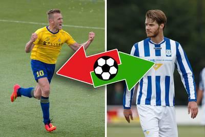 Transfers in het amateurvoetbal: check hier welke spelers komen en gaan bij jouw club in Oost-Nederland