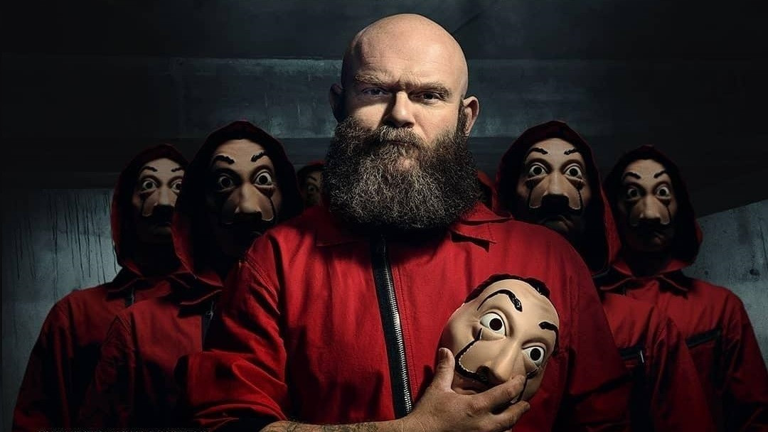 """La dernière partie de la saison cinq de """"La Casa de Papel"""" sera diffusée en septembre sur Netflix."""
