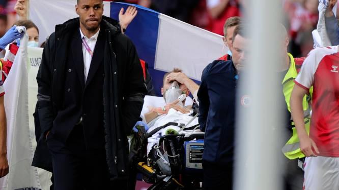 """Deense bond komt met statement over Eriksen: """"Zijn situatie is stabiel en hij blijft in het ziekenhuis voor verdere opvolging"""""""